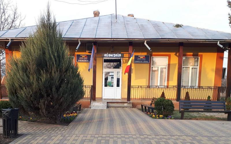 Primăria Zănești